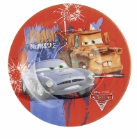 Тарелка десертная Luminarc Disney Cars 2 Дисней Тачки 2 - 19 см